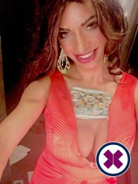 Selina TS is a hot and horny Indian Escort from London