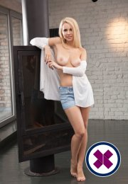 Tiffany is a hot and horny Italian Escort from Amsterdam