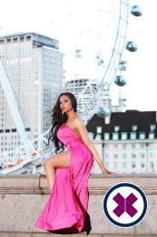Camila Mattoli TS is a hot and horny Spanish Escort from London