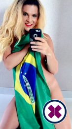 Bruna Bianco TV is a hot and horny Brazilian Escort from Manchester