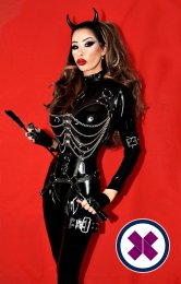 Meet Mistress Eve in London right now!
