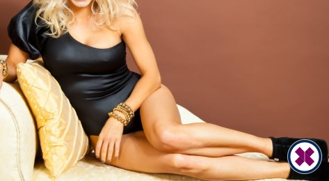 Allya is a high class English Escort London