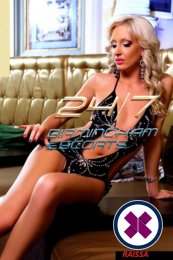 Raissa is a hot and horny Greek Escort from Birmingham