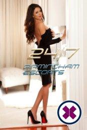 Ella is a sexy Romanian Escort in Birmingham