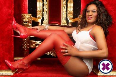 Brenda Hot TS is a top quality Cuban Escort in Leeds