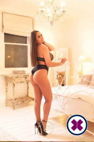 Alessandra ist eine super sexy Italian Escort in London