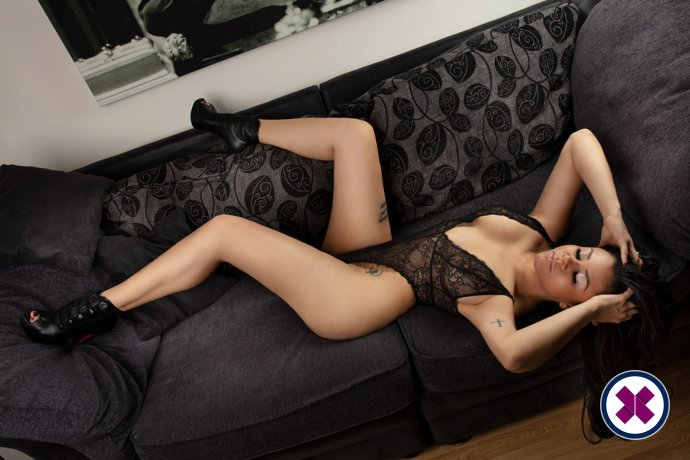 Alina is a hot and horny Brazilian Escort from Bexley
