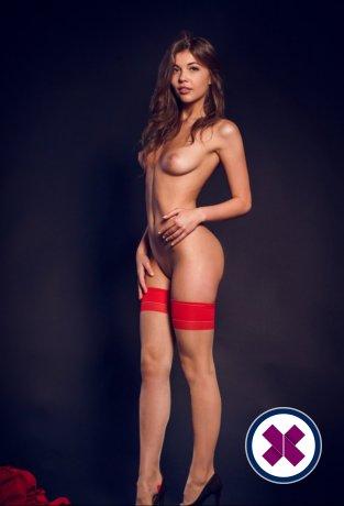 Jennifer is a sexy Italian Escort in Amsterdam
