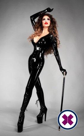 Mistress Eve is een heel populaire British Escort in Westminster
