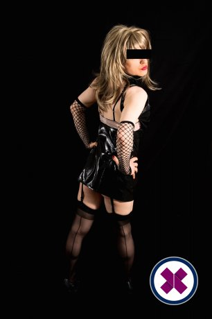 TS Bettie Bleu is a hot and horny English Escort from Brighton