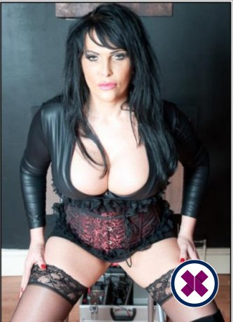 Enhanced Babe TS is a sexy British Escort in Birmingham