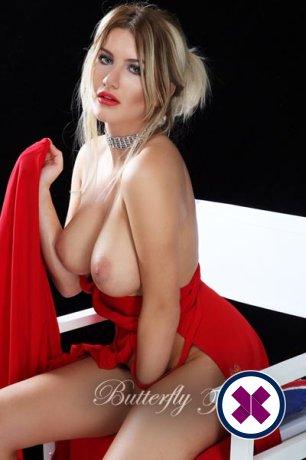 Amelia is een sexy Estonian Escort in Royal Borough of Kensingtonand Chelsea