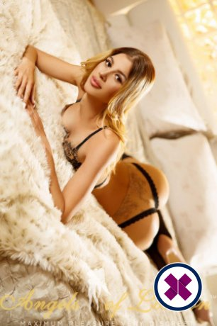 Alessia is a hot and horny Romanian Escort from Camden