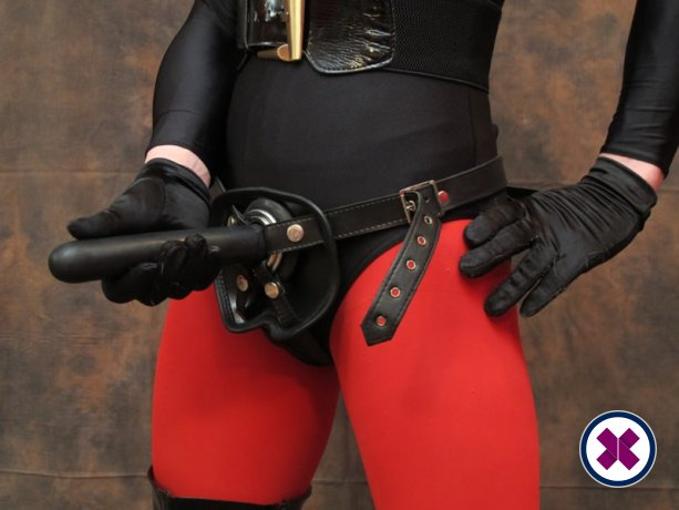 Spend some time with Mistress Nina TV in Bristol; you won't regret it