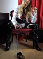 Charlotte, een escort van Independent Escorts Amsterdam