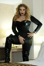 TS Brigitte Von Bombom - escort in London