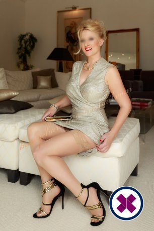 Busty Charlotte is a sexy British Escort in London
