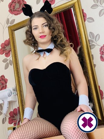 Alice is a sexy Romanian Escort in Stoke-on-Trent