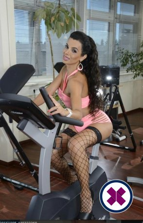 Natalia Fox TS is a top quality Colombian Escort in Manchester