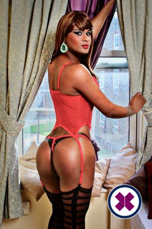 Meet the beautiful TS Clara Lamour  in London  with just one phone call