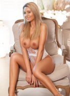 Vanessa - an agency escort in London