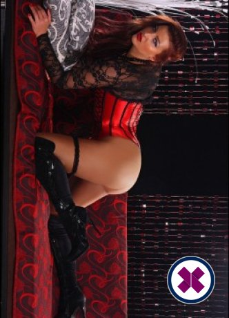 Anna The One is a hot and horny Czech Escort from Westminster