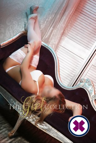 Scarlett is a hot and horny English Escort from Manchester