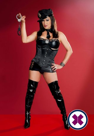 TS Vanesa is a top quality Colombian Escort in Stockholm