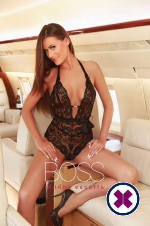 Natalia is a high class Romanian Escort London