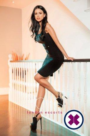 Aisha är en högklassig Romanian Escort Camden