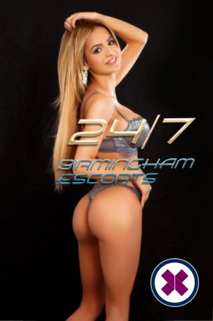 Candy is a sexy Romanian Escort in Birmingham