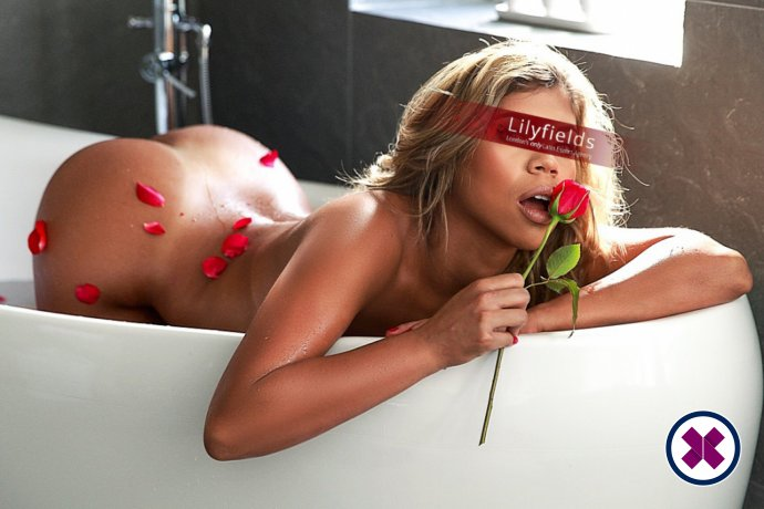 Bonita is a hot and horny Brazilian Escort from Westminster