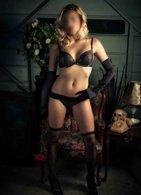 Chloe, an escort from Cardiff Desires Escort Agency