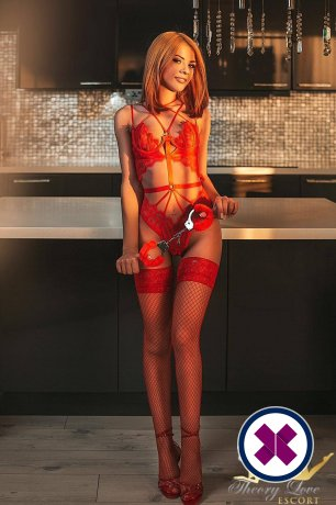 Alice is a high class English Escort Westminster