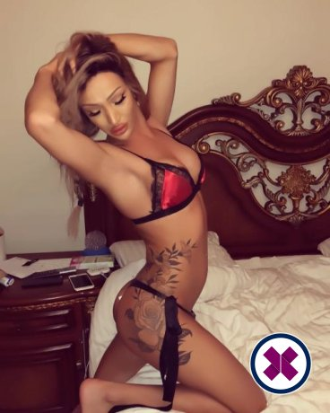 Samantha TS is a hot and horny Swedish Escort from Stockholm