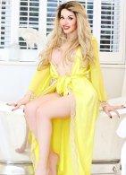 TS Alessandra - an agency escort in London
